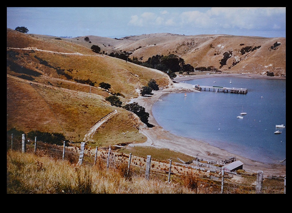 <p>Matiatia Bay, late 1960s. <em>Bruce Croll collection.</em></p>