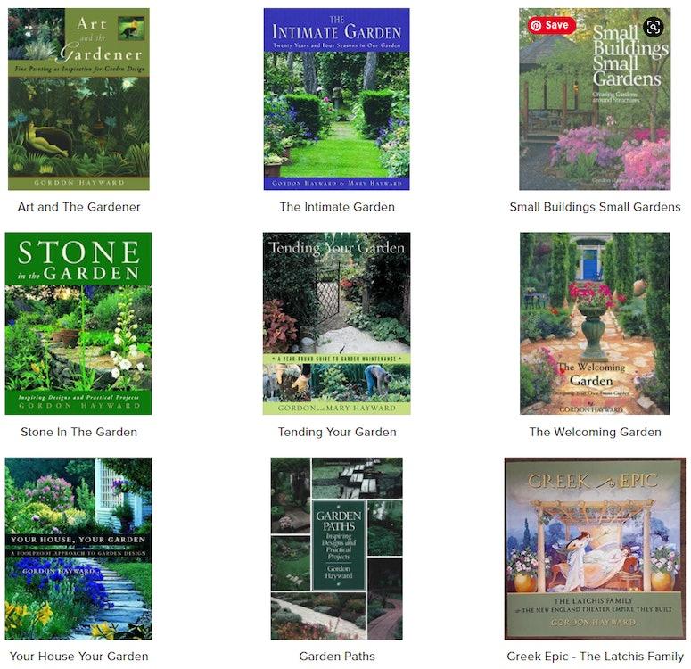 <p>Hayward Book covers</p>