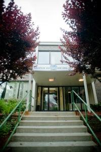 <p>Holstein Association facade - Downtown Brattleboro VT</p>