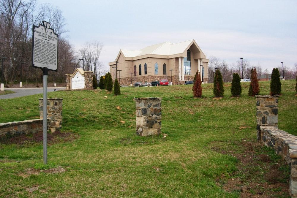 <p>Loudoun County Emancipation Association Grounds Historic Marker</p>