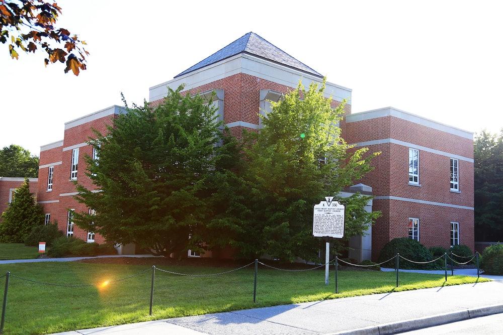 <p>Lovely Mountain Baptist Church</p>