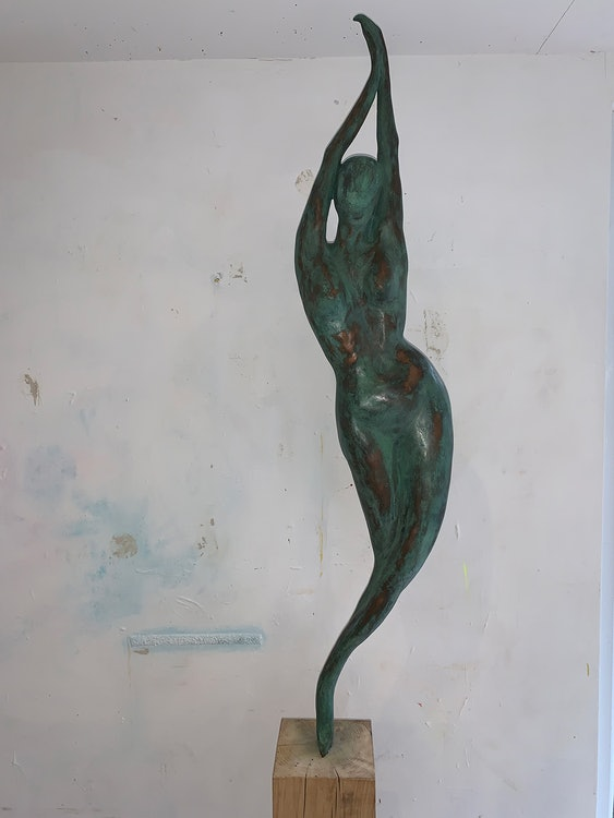 <p>Beginnings by Henriette Van der Does</p>