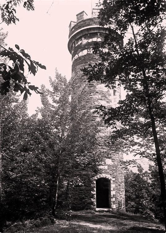 <p>The Retreat Tower</p>
