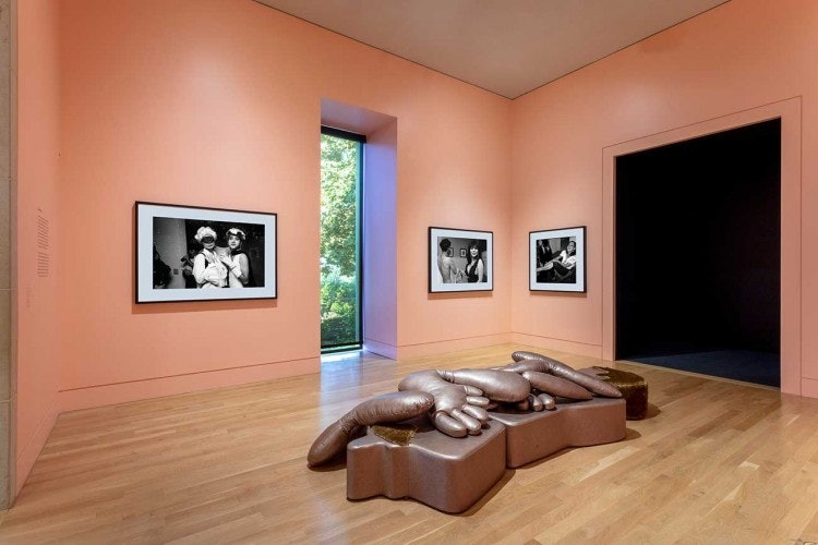 <p><em>Made in L.A. 2020: a version</em>. Installation view at The Huntington Library, Art Museum, and Botanical Gardens, San Marino. </p>