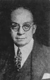 <p>Ephraim H. Crane, founder and long-time owner of The Vermont Printing Co. (Crane/Irish family photo)</p>