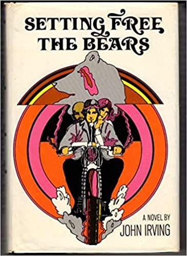 """<p>Cover of """"Setting Free the Bears"""" by John Irving</p>"""