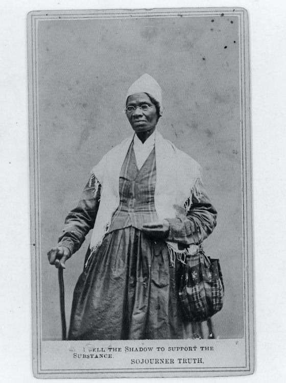 <p>Sojourner Truth</p>